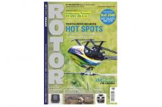 Rotor Fachmagazin für Modellhubschrauber Ausgabe 08 August 2021