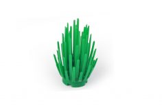 Busch 2x2x4 in grün 20 Stück