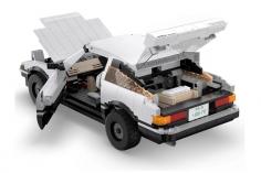 CaDa Klemmbausteine - Initial-D Toyota AE86 Trueno - optional aufrüstbar mit RC Set - 1324 Teile