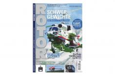 Rotor Fachmagazin für Modellhubschrauber Ausgabe 10 Oktober 2021