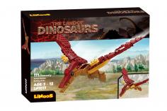 Linoos Dinosaurier Pteranodon LN7017 - 111Teile