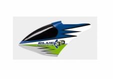 Ersatzteil Kabinenhaube Blue Arrow 1.0 3D